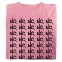 Camiseta No, No, No,...Bueno Vale