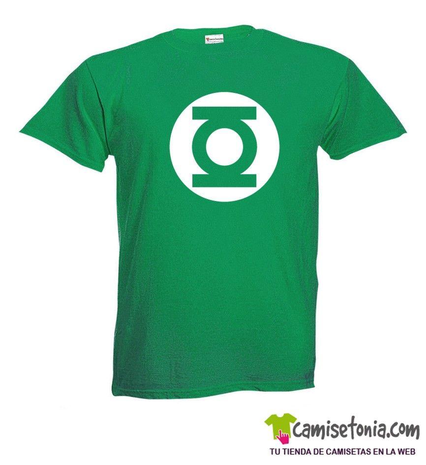 Camiseta Linterna Verde Hombre