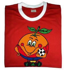 Camiseta Naranjito Retro