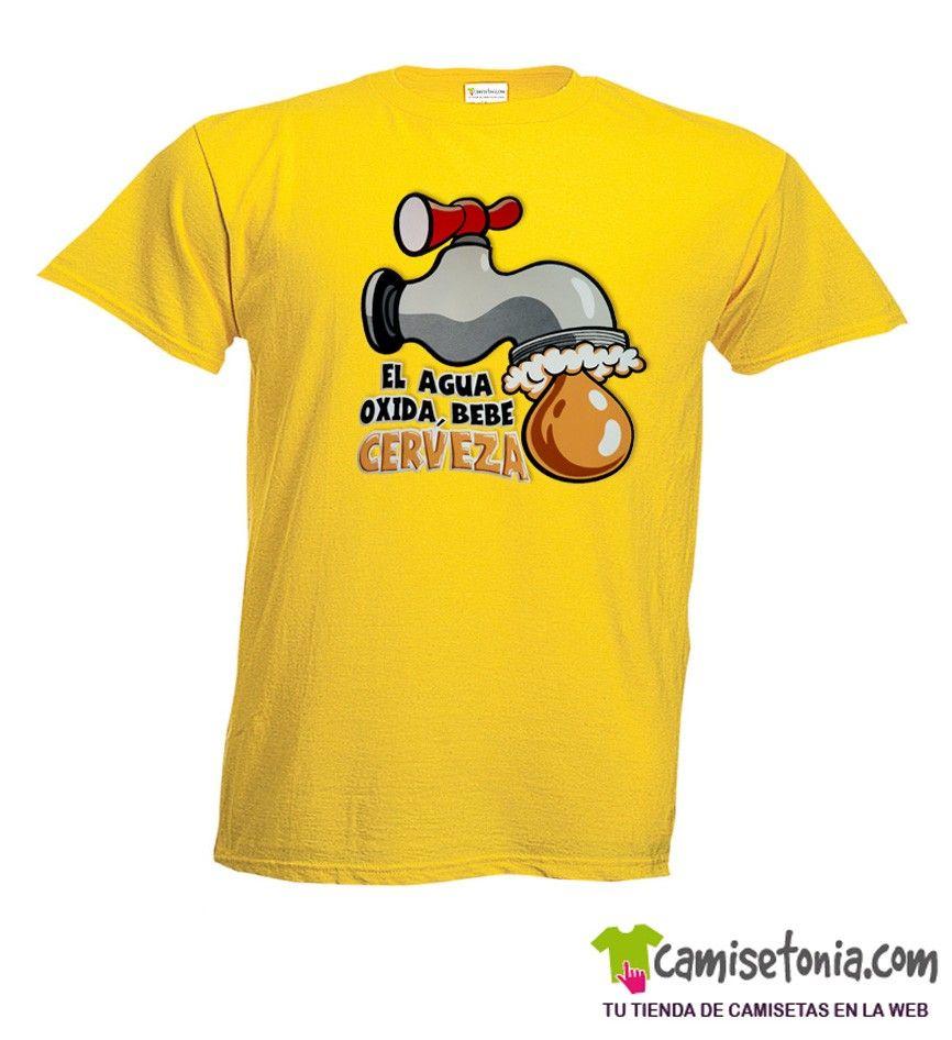 ... Camiseta El Agua Oxida 855d79e79f1be