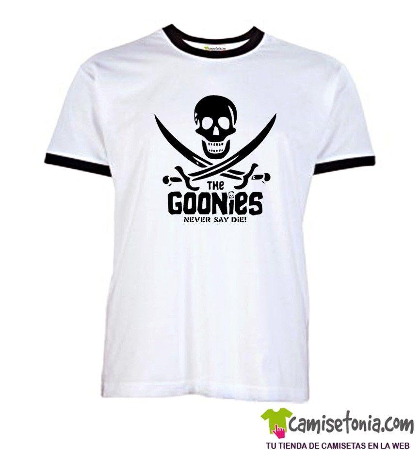 Camiseta The Goonies Retro