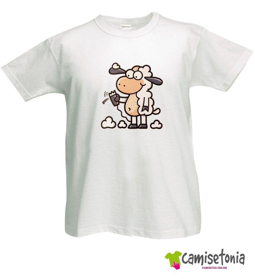 Camiseta Oveja Loca