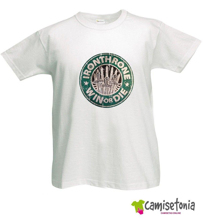 Camiseta Trono de Hierro