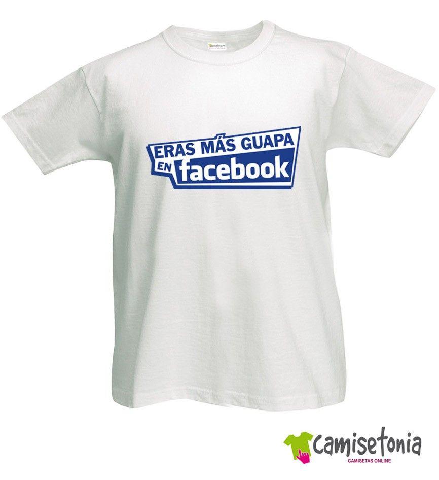 Eras más Guapa/o en Facebook