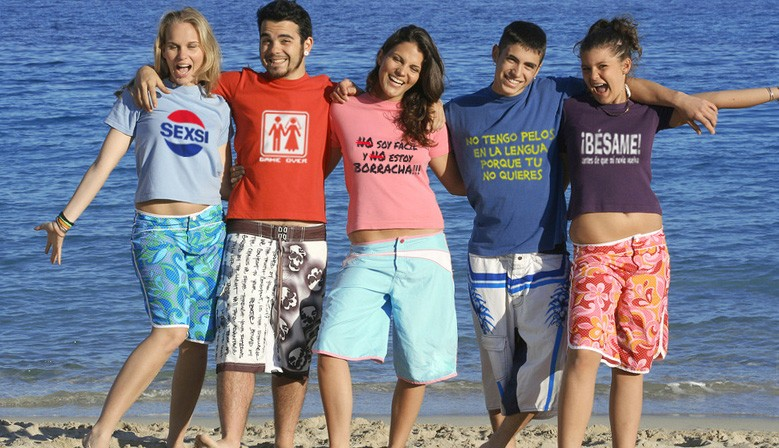 Camisetas Sex
